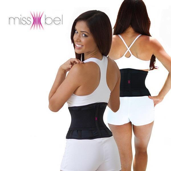 Пояс-корсет утягивающий Miss Belt (Мисс Белт), размер S/M