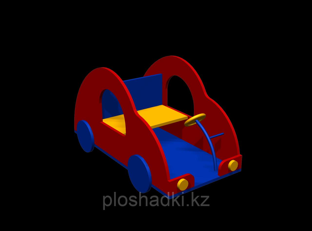 Дворовые изделия, машинка детская для игры
