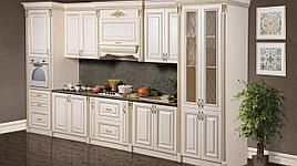 АМАНТА кухонный гарнитур, 4,6м крем
