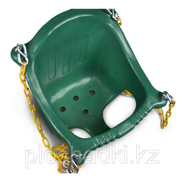 Аксессуар «Качели пластиковые на стальных цепях (арт.Heavy Duty)»