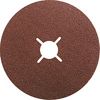 Круги фибровые 5 шт, Р 60, 115 х 22 mm Matrix