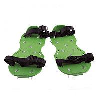Шипованные насадки на обувь для наливного пола Сибртех, фото 1