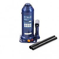Домкрат гидравлический бутылочный, 8 т, h подъема 222-447 мм Stels, фото 1