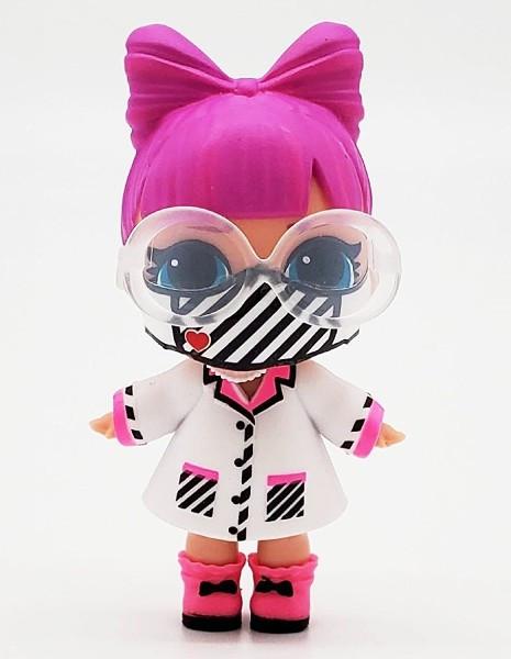LOL Surprise кукла для борьбы с Вирусом MGAE Cares