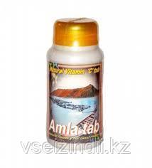 Амла (Amla tab) Shri Ganga, 100 таб.