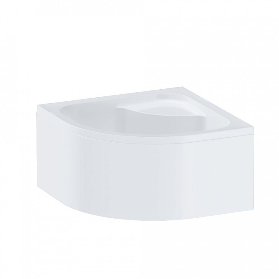 Душевой поддон AM. PM W90T-401A090W Gem Deep 90х90 с сифоном, белый