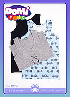 Майка для мальчика Турция 2-11 (в линейке 5 шт)