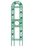 Панель садовая декоративная для вьющихся растений, 139 х 35 см, фронтальная Palisad