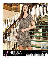 Платье женское домашнее Турция (линейка 4 шт)