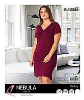 Платье женское Турция 3XL-5XL (линейка 4 шт)