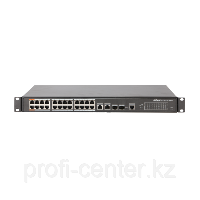 PFS4226-24ET-240 24-портовый промышленный управляемый POE коммутатор 2-уровня