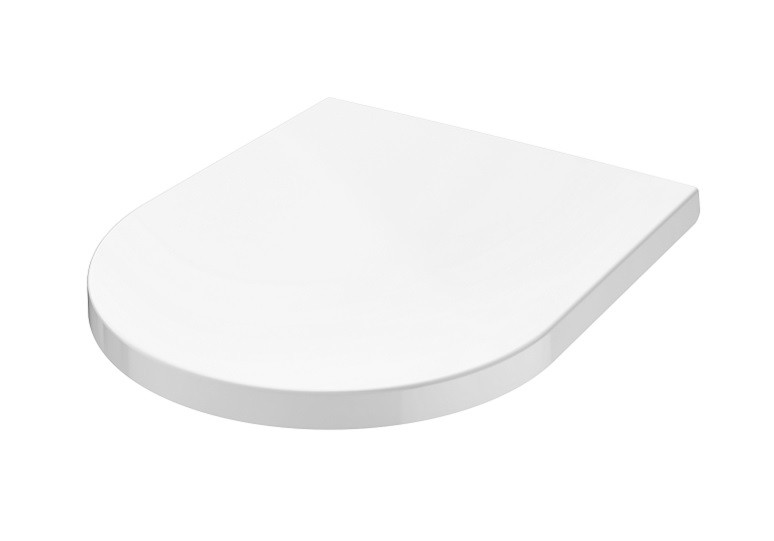 Сиденье для унитаза с микролифтом, быстросъемное AM.PM C707858WH