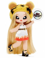 NA!Na! Na! Na! Surprise, серия 3 и серия 4 от MGA Jennet Jaguar, девочка-ягуар