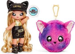 NA!Na! Na! Na! Surprise, серия 3 и серия 4 от MGA Sasha Scratch, девочка-кошка