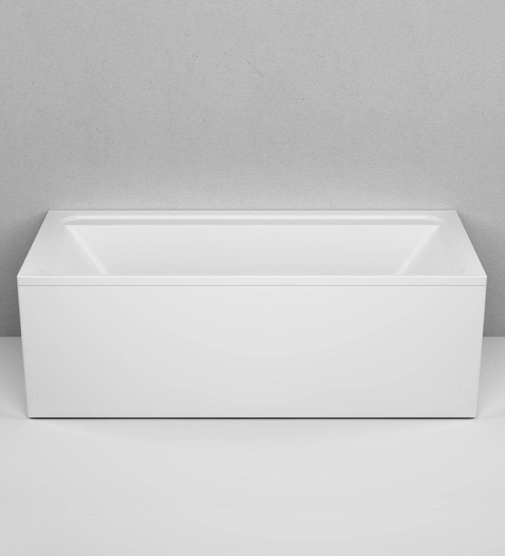 Ванна акриловая AM. PM W52A-180-080W-A Inspire 2.0 180х80 A0, шт