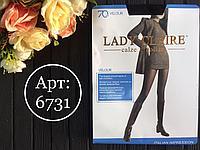 Колготки женские Lady Claire Velour (в упаковке 12 штук один цвет разные размеры)