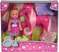 """Игровой набор """"Кукла Еви с пони"""", 12 см"""