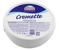 "Творожный сыр ""Hochland Cremette"" 2 кг"