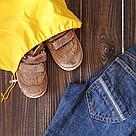 Плащевка. Многоразовый мешочек авоська для влажных продуктов, фото 2