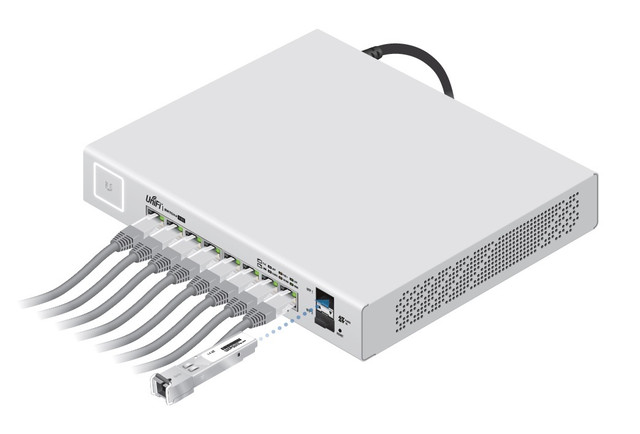 коммутатор ubiquiti unifi switch poe цена