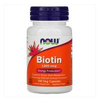 БАД Биотин 1000 (100 капсул)