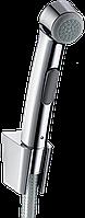 Hansgrohe Гигиенический душ 1jet с держателем и шлангом 125 см, устойчивым к давлению (32129000)