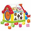 Развивающая игрушка Hola Toys Музыкальный домик-сортер