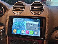 Магнитола Mercedes Benz ML GL W164 Vi Tech ANDROID, фото 1