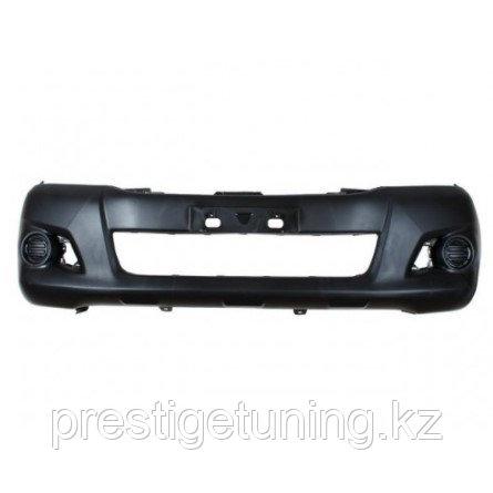 Передний бампер на Hilux 2012-15 Дубликат