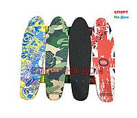 Скейтборд стандарт дерево (черный)
