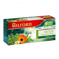 Чай Milford Detox, 20 пакетиков
