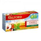 Чай Milford Energy, 20 пакетиков