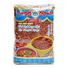 Тайский красный рис Aroy-D, шелушенный, 1кг