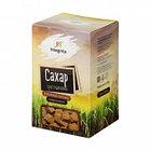 Сахар тростниковый Integrita, коричневый, кусковой, 500 гр
