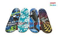 Скейтборд мини детский дерево