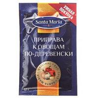 Santa Maria приправа к овощам по-деревенски, 12 гр