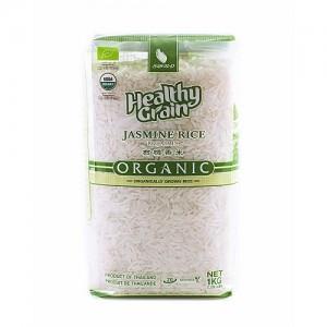 Органический тайский рис Sawat-D, жасмин, белый, 1 кг