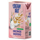 Овсяное молоко Creamart , 1л