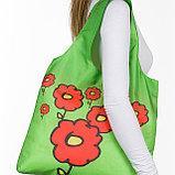 Модная сумка  авоська Envirosax Flower Power, фото 2