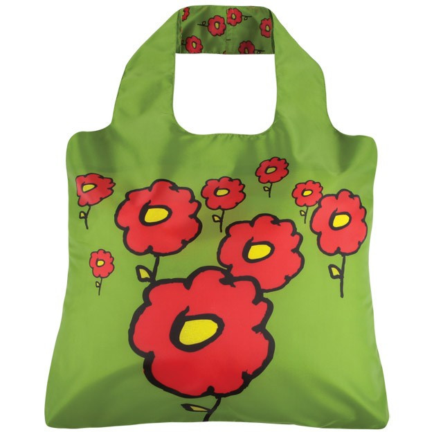 Модная сумка  авоська Envirosax Flower Power