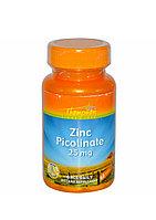 Цинк Tompson (Томпсон) 25 mg, 60 таблеток