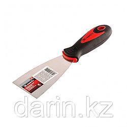 Шпательная лопатка из нержавеющей стали, 60 мм, двухкомпонентная ручка Matrix