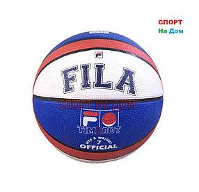 Баскетбольный мяч Fila