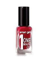 Belor Design Лак д/ногтей Smart Girl One Minute Gel #17