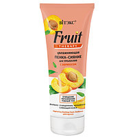 BV Fruit Therapy Увлажняющая пенка-сияние для умывания с абрикосом 200 мл