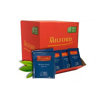 Чёрный чай Milford Бритиш Грей, 200 пакетиков