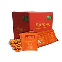 Чёрный чай Milford Облепиха-лесные ягоды, 200 пакетиков