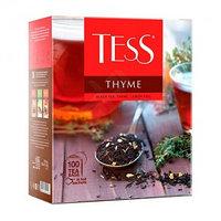 Чёрный чай Tess Thyme, 100 пакетиков