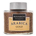 Bourbon Arabica Gold, растворимый кофе, 100 гр