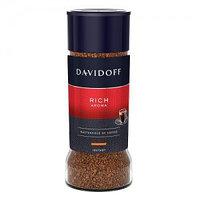 Кофе растворимый Davidoff Rich, 100 гр.